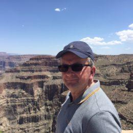 Grand Canyon, USA - May 2016