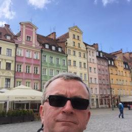 Wroclaw, Poland - April 2016